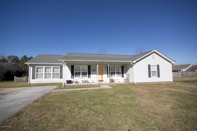 302 Woody Way, Sneads Ferry, NC 28460 (MLS #100200392) :: RE/MAX Elite Realty Group
