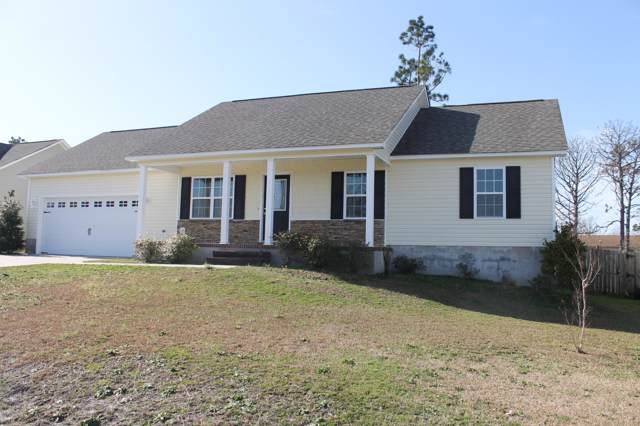 136 Rosemary Avenue, Hubert, NC 28539 (MLS #100200404) :: Berkshire Hathaway HomeServices Hometown, REALTORS®