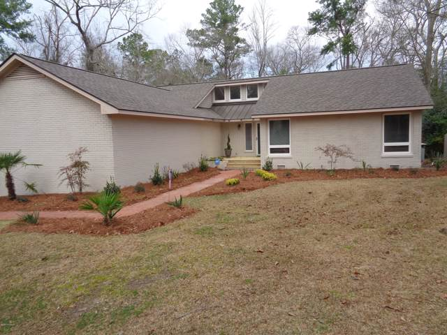 418 Rockledge Road, New Bern, NC 28562 (MLS #100200410) :: The Chris Luther Team