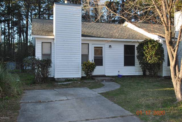 1049 Spring Villa Drive, Jacksonville, NC 28540 (MLS #100200416) :: The Chris Luther Team