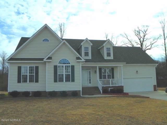 3116 Westshire Drive N, Wilson, NC 27896 (MLS #100200418) :: Berkshire Hathaway HomeServices Hometown, REALTORS®