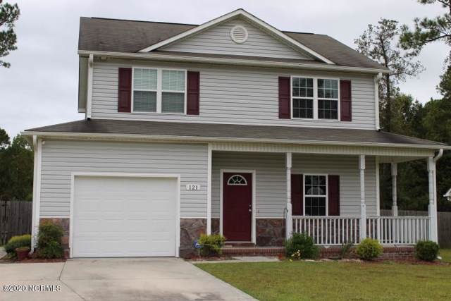121 Walnut Hills Drive, Richlands, NC 28574 (MLS #100200446) :: RE/MAX Elite Realty Group