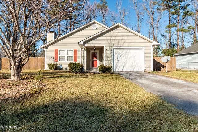 1210 Gerald Drive, Jacksonville, NC 28540 (MLS #100200458) :: Castro Real Estate Team