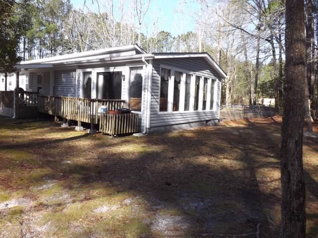 702 Swansboro Loop Road, Swansboro, NC 28584 (MLS #100200469) :: Berkshire Hathaway HomeServices Hometown, REALTORS®