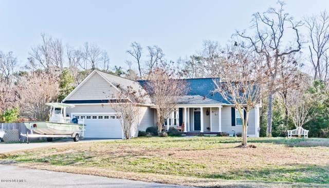 114 Wild Oak Drive, Newport, NC 28570 (MLS #100200482) :: Barefoot-Chandler & Associates LLC