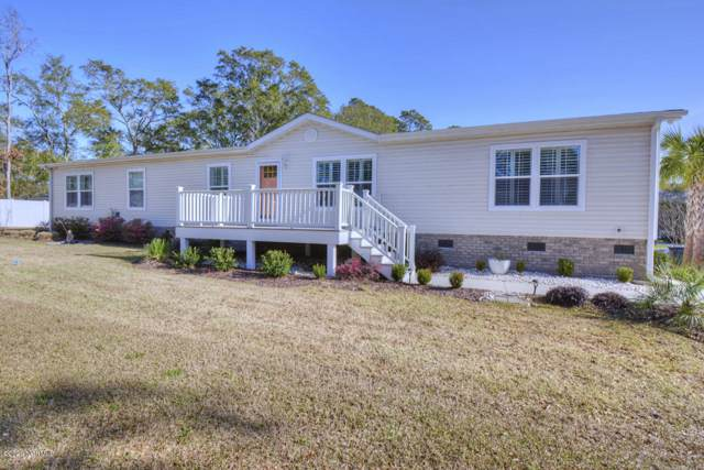 535 Magnolia Drive, Sunset Beach, NC 28468 (MLS #100200512) :: Castro Real Estate Team