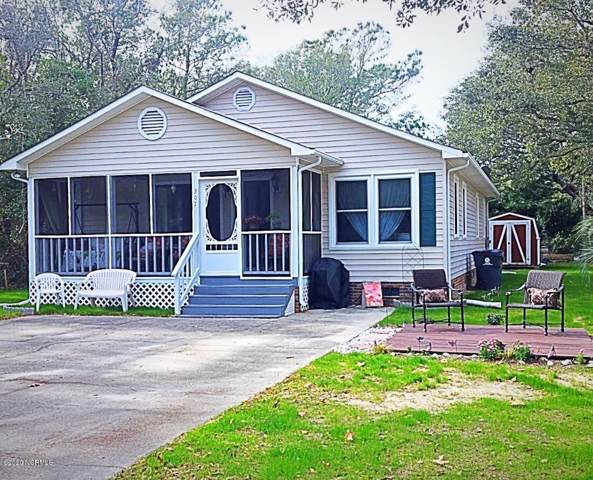 307 Crowell Street, Oak Island, NC 28465 (MLS #100200521) :: The Chris Luther Team