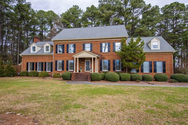 173 Vernon White Road, Winterville, NC 28590 (MLS #100200566) :: Lynda Haraway Group Real Estate