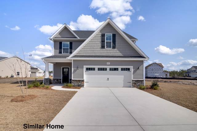 51 Habersham Avenue, Rocky Point, NC 28457 (MLS #100200576) :: The Oceanaire Realty