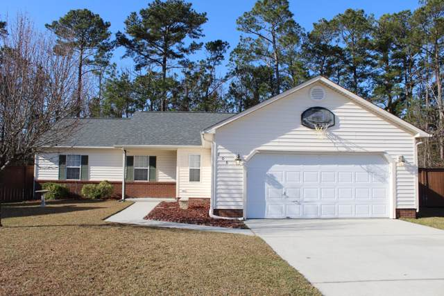 208 Rosewood Circle, Jacksonville, NC 28546 (MLS #100200591) :: The Oceanaire Realty
