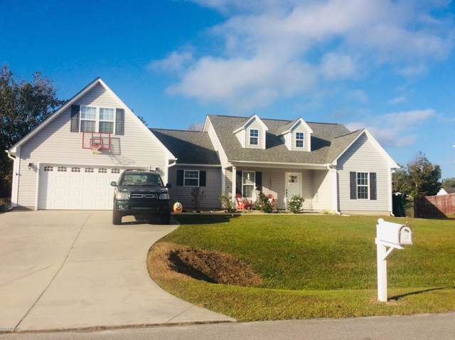 203 Gelynda Court, Holly Ridge, NC 28445 (MLS #100200592) :: The Oceanaire Realty
