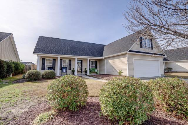 646 Castine Way, Wilmington, NC 28412 (MLS #100200598) :: Berkshire Hathaway HomeServices Prime Properties
