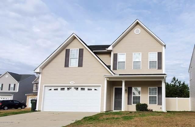 1036 Jade Lane, Winterville, NC 28590 (MLS #100200631) :: RE/MAX Essential