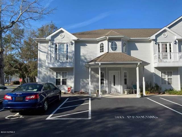 408 Mcglamery Street #5, Oak Island, NC 28465 (MLS #100200632) :: CENTURY 21 Sweyer & Associates