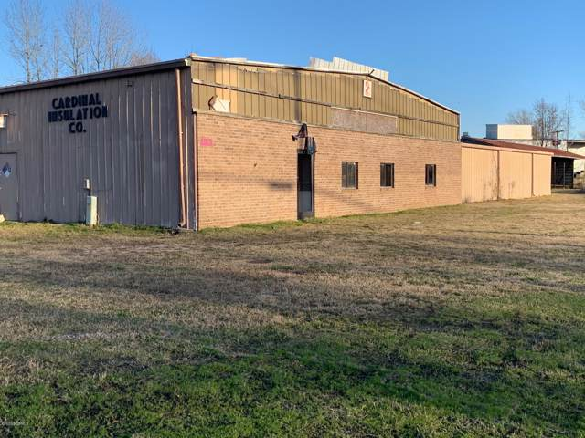1719 Black Creek Road SE, Wilson, NC 27893 (MLS #100200678) :: Vance Young and Associates
