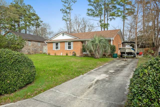 123 Springhill Road, Wilmington, NC 28411 (MLS #100200697) :: The Oceanaire Realty
