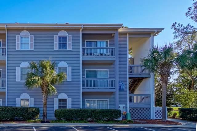 225 Royal Poste Road U-2607, Sunset Beach, NC 28468 (MLS #100200703) :: Vance Young and Associates