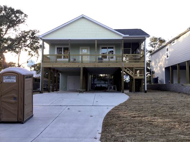 101 NE 34th Street, Oak Island, NC 28465 (MLS #100200706) :: The Chris Luther Team