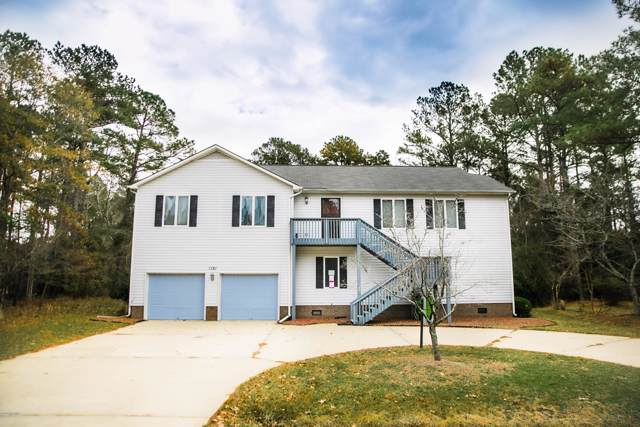 1121 Barkentine Drive, New Bern, NC 28560 (MLS #100200712) :: Donna & Team New Bern