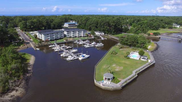 5400 E Yacht Drive D10, Oak Island, NC 28465 (MLS #100200720) :: RE/MAX Elite Realty Group