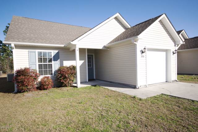 185 Pine Hollow Road, Holly Ridge, NC 28445 (MLS #100200725) :: The Oceanaire Realty