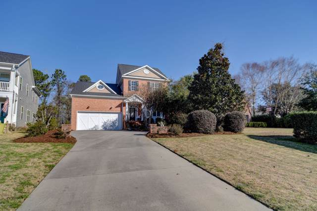 659 Belhaven Drive, Wilmington, NC 28411 (MLS #100200750) :: RE/MAX Essential