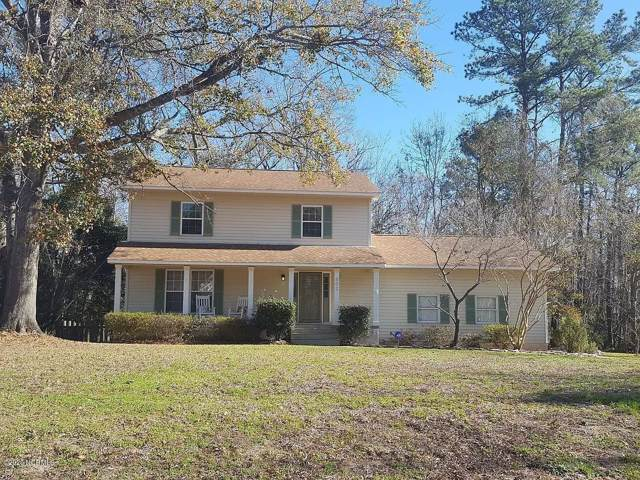 602 Aquarius Drive, Wilmington, NC 28411 (MLS #100200755) :: The Chris Luther Team