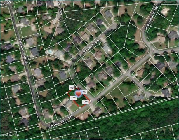1776 Sandalwood Drive SW, Ocean Isle Beach, NC 28469 (MLS #100200766) :: RE/MAX Elite Realty Group