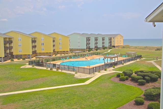 918 N New River Drive #337, Surf City, NC 28445 (MLS #100200803) :: RE/MAX Elite Realty Group
