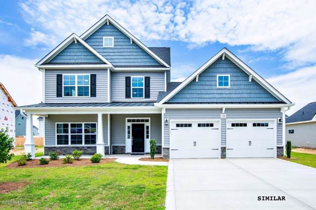 26 Sailor Sky Way, Hampstead, NC 28443 (MLS #100200815) :: David Cummings Real Estate Team