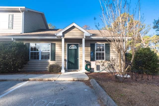 601 Peletier Loop Road K68, Swansboro, NC 28584 (MLS #100200825) :: Frost Real Estate Team