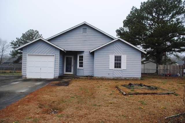 604 Foxfire Circle, Jacksonville, NC 28546 (MLS #100200834) :: Castro Real Estate Team