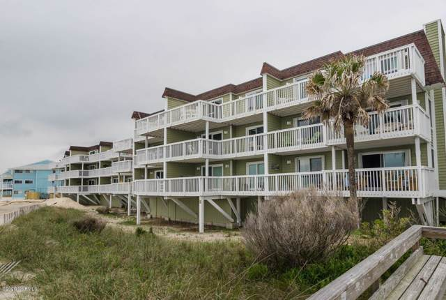 2110 Surfrider Court A, Kure Beach, NC 28449 (MLS #100200858) :: RE/MAX Elite Realty Group