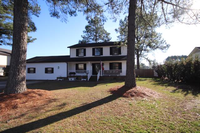 2321 Alyson Drive N, Wilson, NC 27896 (MLS #100200877) :: Courtney Carter Homes
