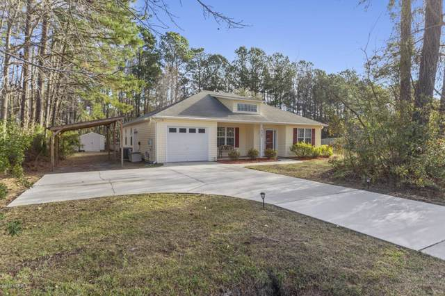 4707 Silva Terra Drive, Wilmington, NC 28412 (MLS #100200908) :: The Chris Luther Team