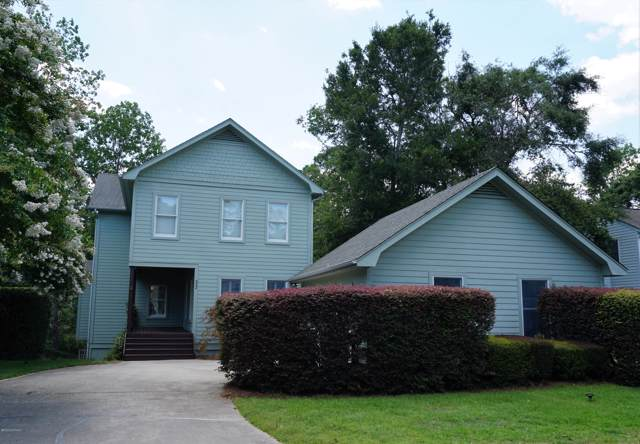 632 Mason Knoll Drive, Wilmington, NC 28409 (MLS #100200912) :: The Chris Luther Team
