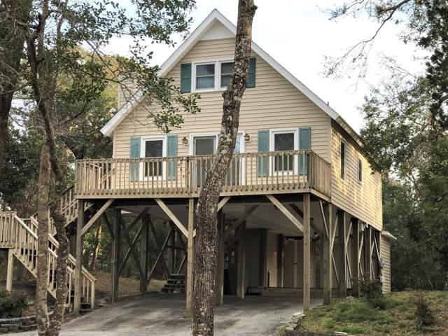 121 Ethel Drive, Emerald Isle, NC 28594 (MLS #100200914) :: Castro Real Estate Team