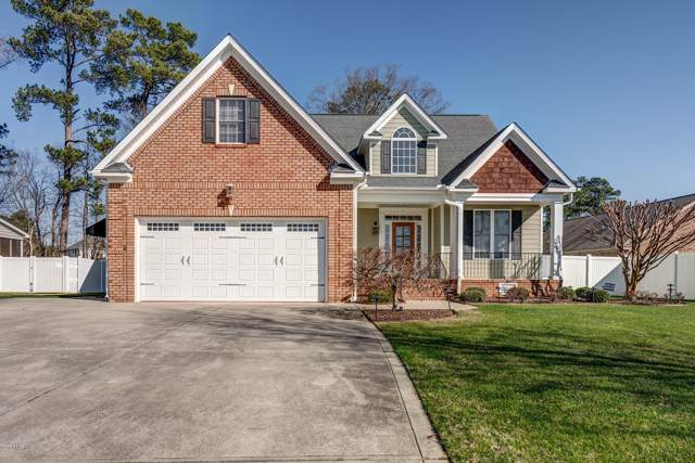 5104 Brewer Court NW, Wilson, NC 27896 (MLS #100200931) :: Castro Real Estate Team