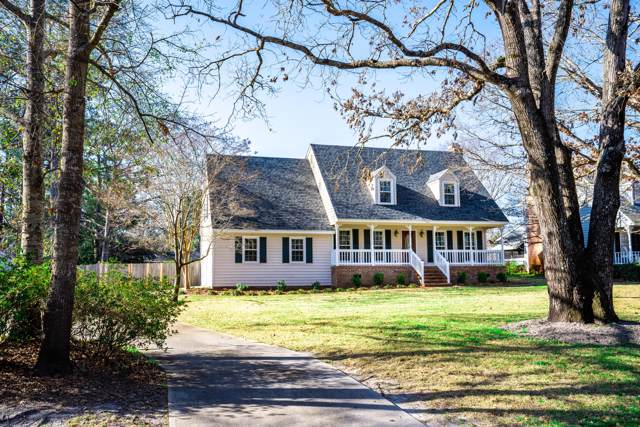 134 Inlet Drive, Wilmington, NC 28411 (MLS #100200932) :: Vance Young and Associates