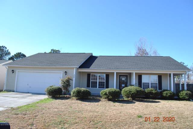 300 Carlisle Court, Jacksonville, NC 28540 (MLS #100200961) :: RE/MAX Elite Realty Group