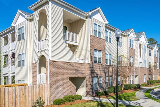 4527 Sagedale Drive #102, Wilmington, NC 28405 (MLS #100200962) :: The Chris Luther Team