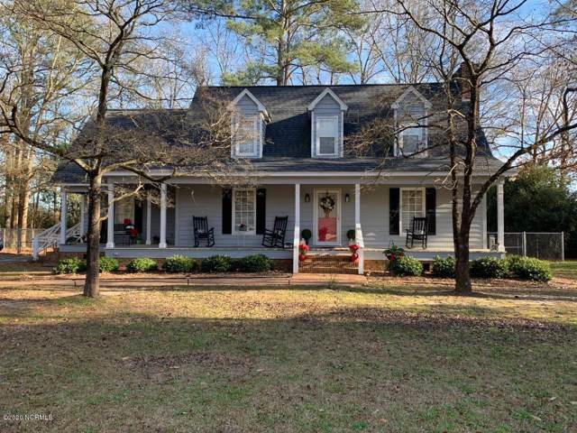 1716 Berwick Drive, Laurinburg, NC 28352 (MLS #100200970) :: RE/MAX Elite Realty Group