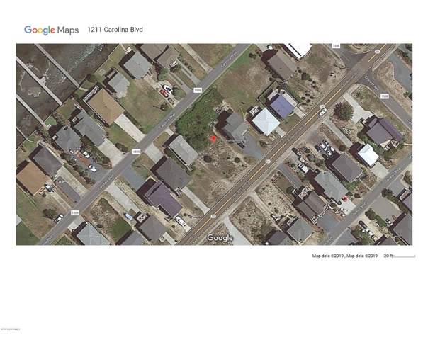 1211 Carolina Boulevard, Topsail Beach, NC 28445 (MLS #100200998) :: Courtney Carter Homes