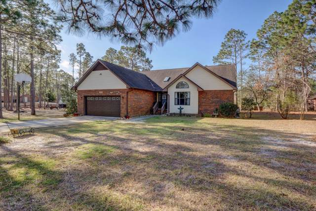 498 Palmer Drive, Southport, NC 28461 (MLS #100201008) :: Destination Realty Corp.