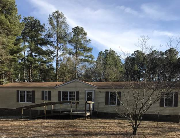 254 Scotland County Line Road, Hamlet, NC 28345 (MLS #100201009) :: RE/MAX Elite Realty Group