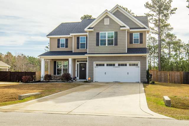 421 Wolfe Lane, Hubert, NC 28539 (MLS #100201010) :: Frost Real Estate Team