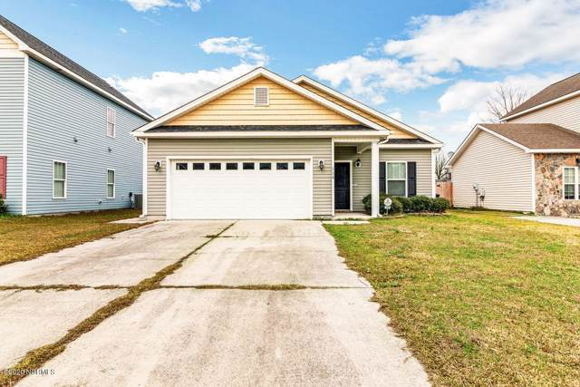 114 Thompson Street, Jacksonville, NC 28540 (MLS #100201014) :: The Keith Beatty Team
