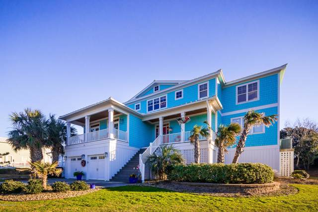 101 Bay Street, Pine Knoll Shores, NC 28512 (MLS #100201036) :: Donna & Team New Bern