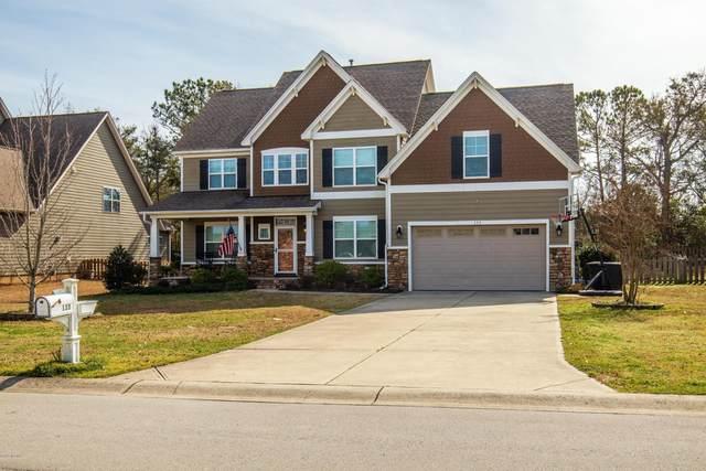 133 Little Bay Drive, Swansboro, NC 28584 (MLS #100201042) :: Berkshire Hathaway HomeServices Hometown, REALTORS®