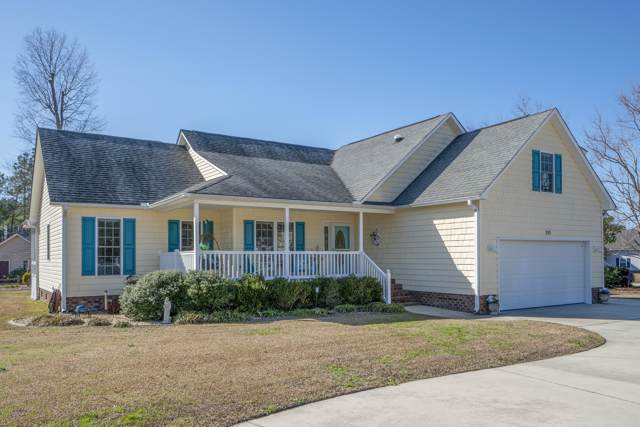 101 Hilda Drive, New Bern, NC 28562 (MLS #100201044) :: Castro Real Estate Team